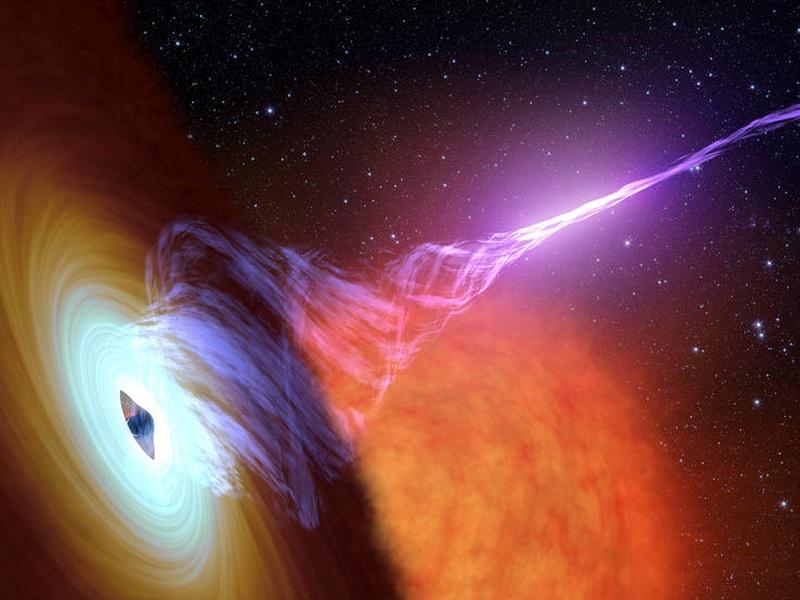 ブラックホールの謎解く鍵を発見...