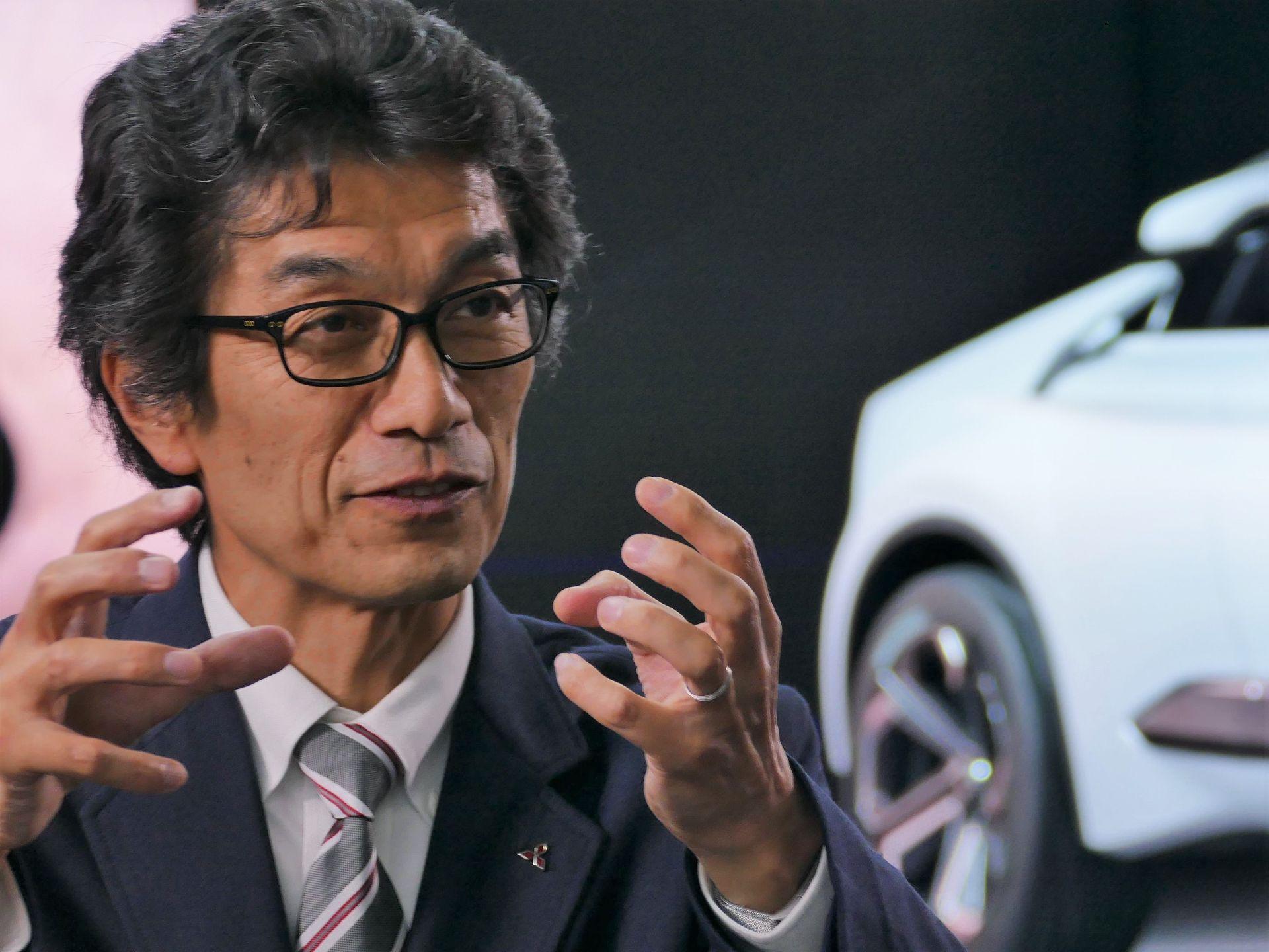 三菱自動車 EV・パワートレイン技術開発本部 チーフテクノロジーエンジニア 澤瀬薫氏(工学博士)