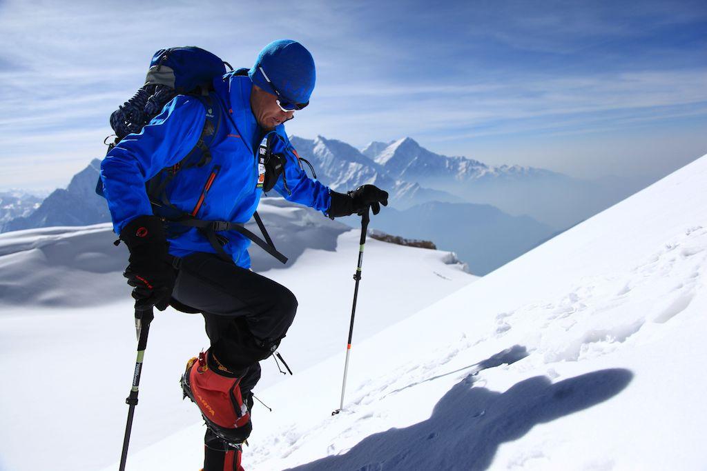 ボーダーを超えていけ】第2回:8000m峰を生き抜く身体-プロ登山家に ...