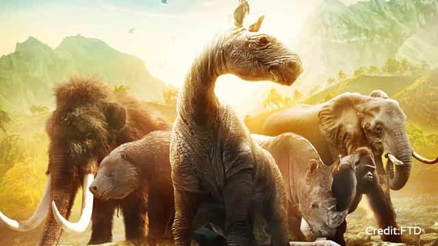 巨大生物 進化の秘密
