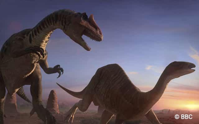 恐竜と古代生物:冬も大特集!